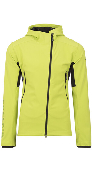 Edelrid McLane Jas Softshell Jacket Men groen